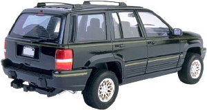 We service all makes and models of foreign and domestic vehicles incluiding the 1995 Jeep Grand Cherokee shown here!