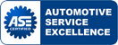 ASE National Institute for Automotive Service Excellence