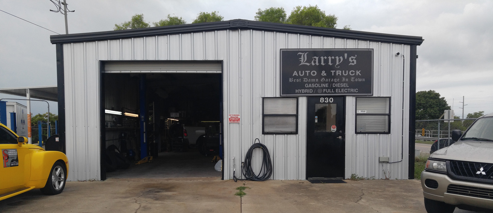 Larry's Auto and Truck Service Center